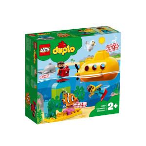 LEGO® Duplo Ubåtsäventyr 10910