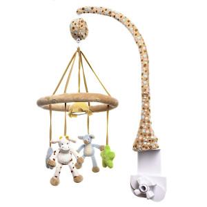 Babymobil Kossa & Mus Diinglisar Teddykompaniet