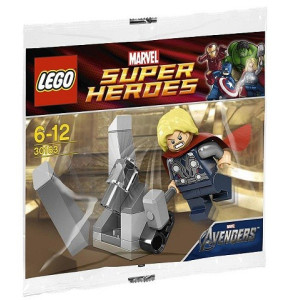 LEGO® Super Heroes Thor and the Cosmic Cube 30163
