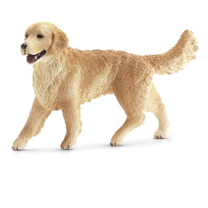 Golden Retriever hona Schleich 16395