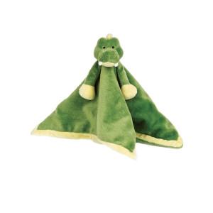 Snuttefilt, krokodil Teddykompaniet