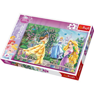 Disney Princess 260 bitar, Trefl 13141