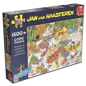 Jan Van Haasteren Wild Waterrafting, 1500 bitar 19015