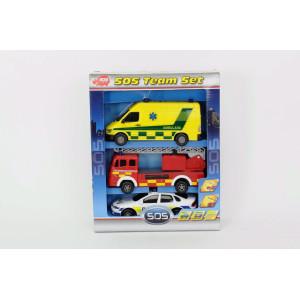 SOS Team Dickie Toys