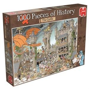 The Castle 1000 bitar 19202