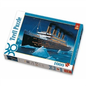 Titanic 1000 bitar 10080