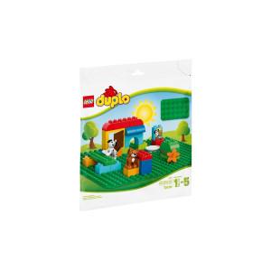 LEGO® DUPLO® Grön byggplatta 2304