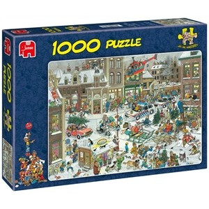Jan Van Haasteren Christmas 1000 bitar 13007