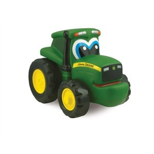 Push n Roll Johnny Tractor John Deere TOMY