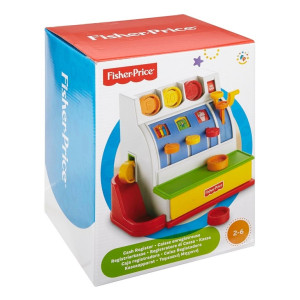 Kassaapparat Fisher Price