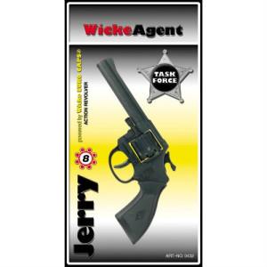 Revolver knallpulver Wicke 19,5cm