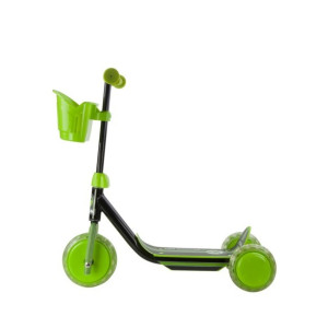 Stiga Scooter Mini Kid X3 Svart/Grön