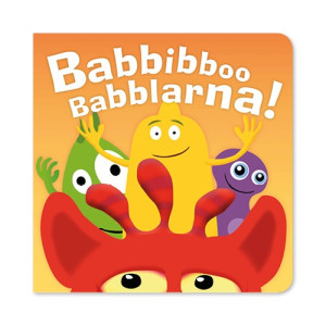 Babblarna Pekbok Babbibboo