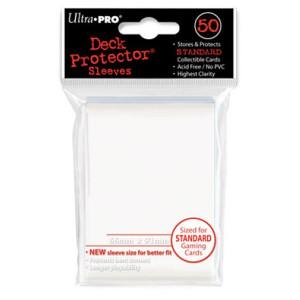 Plastfickor 50st för enskilda kort Ultra Pro