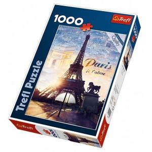 Paris at dawn 1000 bitar Trefl 10394