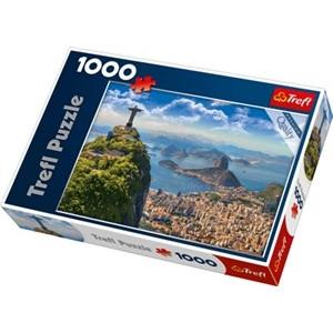 Rio De Janiero 1000 bitar Trefl 10405