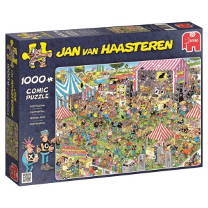 Jan Van Haasteren POP Festival 1000 bitar Jumbo 19028