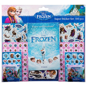 Frozen Super Sticker Set