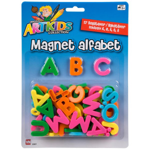 Magnetbokstäver