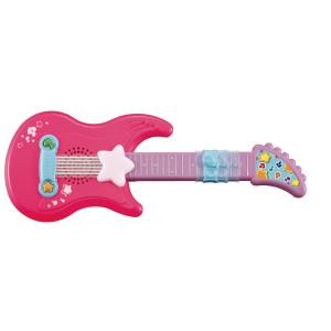 Min första gitarr Rosa
