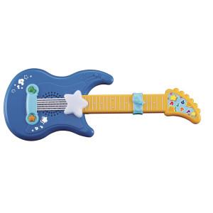 Min första gitarr Blå