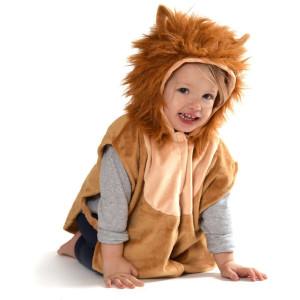 Babyutklädning Lejon