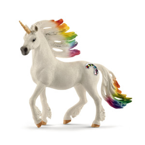 Rainbow Unicorn Stallion Schleich Bayala 70523