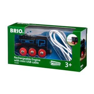 Uppladdningsbart Lok Brio