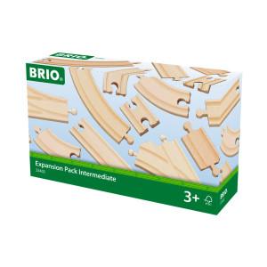 Rälspaket Brio