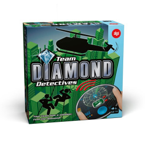 Diamond Detectives Alga