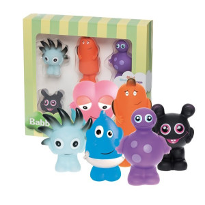 Babblarna plastfigurer 6-pack GS mix