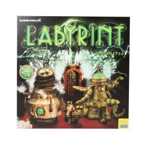 Labyrint 2.0 Sällskapsspel