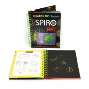 Scratch Book Spiral