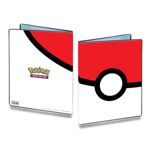Pokemon Portfolio 9-pocket Pokeball 411474
