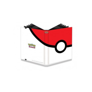 Pokemon Pro-Binder Pokeball 9-Pocket