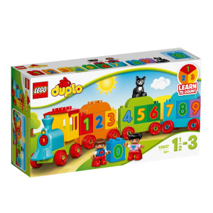 LEGO® DUPLO® Siffertåg 10847