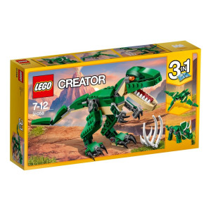 LEGO® Creator Mäktiga dinosaurier 31058