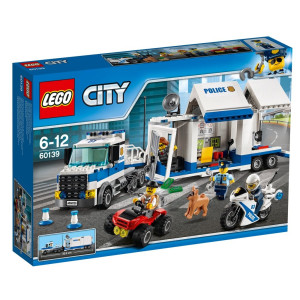 LEGO® City Mobil kommandocentral 60139