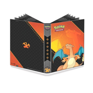 Pokemon Pro-Binder Charizard 9-Pocket