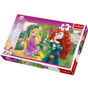 Trefl Pugnacious Princesses Pussel 100 bitar 16199