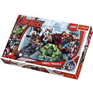 Trefl The Avengers Pussel 100 bitar 16272
