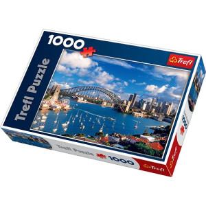 Port Jackson Sydney Pussel 1000 bitar 10206