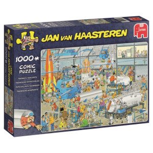 Jan Van Haasteren Technical Highlights Pussel 1000 bitar 19050