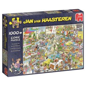 Jan Van Haasteren The Holiday fair Pussel 1000 bitar 19051