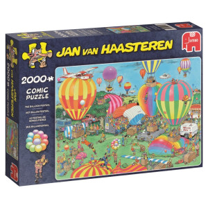 Jan Van Haasteren The Balloon festival Pussel 2000 bitar 19053