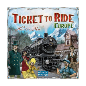 Days Of Wonder Ticket To Ride Europe Nordic