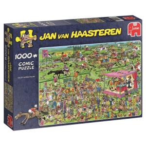 Jan Van Haasteren Ascot Horse Racing 1000 bitar 81453W