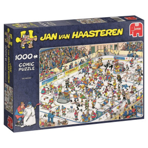 Jan Van Haasteren Ice Hockey 1000 bitar 81453Q
