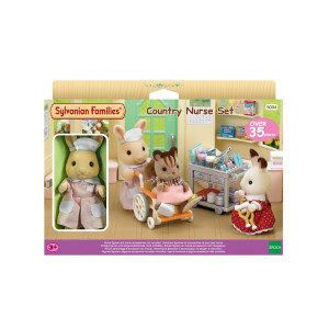 Sylvanian Families Country Nurse Set 2816