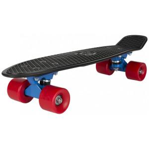 Stiga Skateboard JOY Plast 57cm Svart